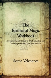 Elemental Magic Workbook Cover