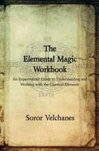 Elemental Magic Workbook Cover